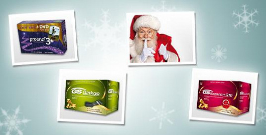 Vánoční kouzelné balíčky