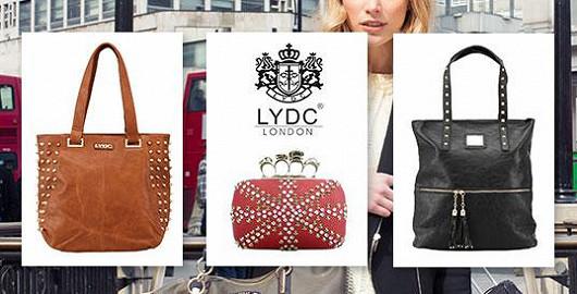 Kabelky z Londýna LYDC od 599 Kč!