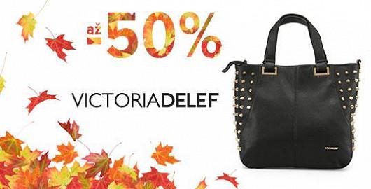 Nejprodávanější kabelky se slevou až -50 %
