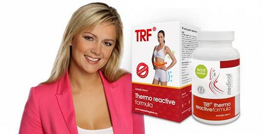 Proč Monika Žídková důvěřuje produktu TRF?
