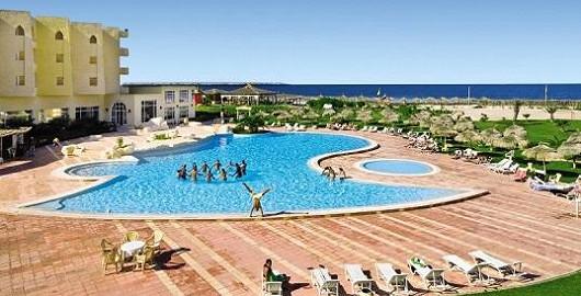 REZERVUJ – Hotel Skanes Serail ****, Tunisko