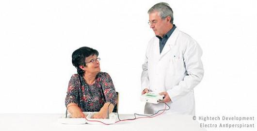 Electro Antiperspirant – názor lékaře