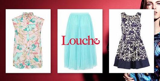 Retro & vintage krása Louche