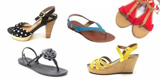 Elegantní dámská obuv – vše za 299 Kč