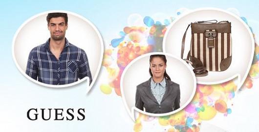 Nové zboží Guess