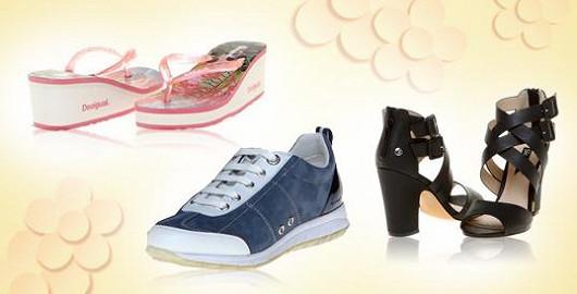 Extra sleva na dámskou obuv