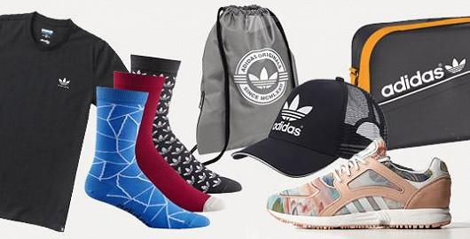 Buďte originální! Akce na Adidas originals