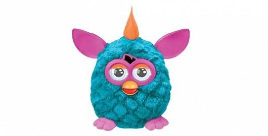 """Robotický mazlíček Hasbro Furby HOT – nezapomeňte na """"KUPON15""""!"""