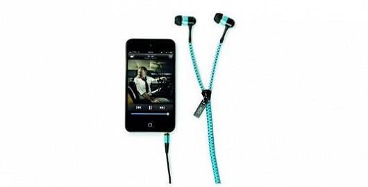Zipová sluchátka Hi-Zip – buďte cool a originální a navíc ušetřete díky slevovému kuponu 15 % z ceny!