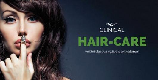 Hustota vlasové kštice je ohrožena pouhým způsobem života