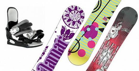 Super levné dámské snowboardové sety jen za 3 295 Kč!