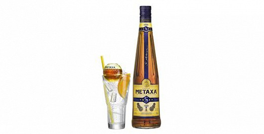 Originální drink z originálních skleniček