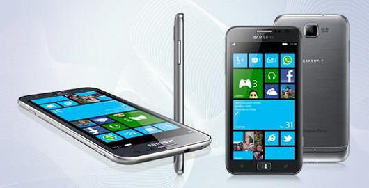 Nechte se unést novými Windows Phone 8 v Samsung Ativ S