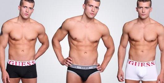 Sexy boxerky a slipy Guess