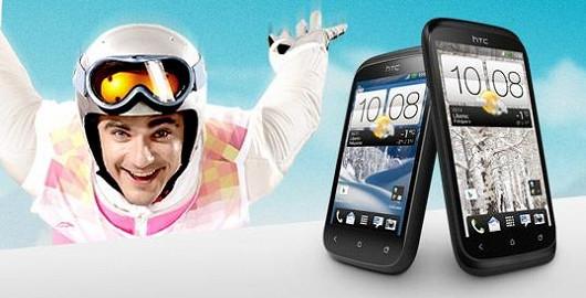 Jedna parádní technika za druhou – telefony Desire od HTC