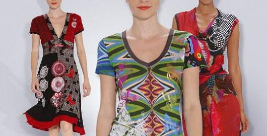 Nová kolekce Desigual jaro/léto 2013