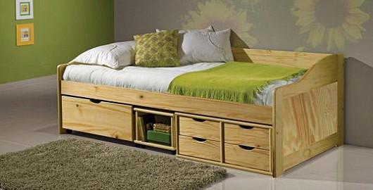 Maxima, pěkná a velmi praktická postel