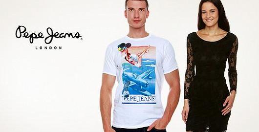Když kalhoty, tak Pepe Jeans