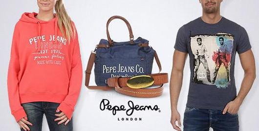 Pepe Jeans – ve jménu Velké Británie!