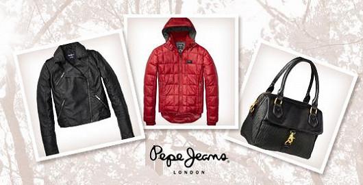 Nová kolekce Pepe Jeans