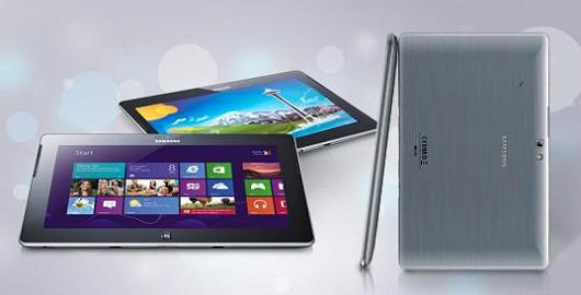 Tablet s novým systémem Windows 8