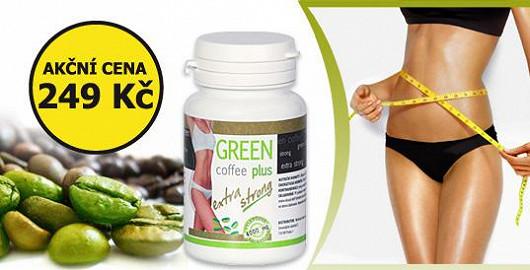 Světový hit za nejlepší cenu na trhu! Zelená káva je nejrychlejší cesta k úžasné postavě!