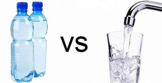 TIP: balená voda není zdravější, chutnější ani atraktivnější