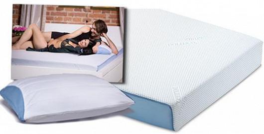 Uspí vás jako nic: Dormeo matrace Siena s polštářem za dechberoucí cenu