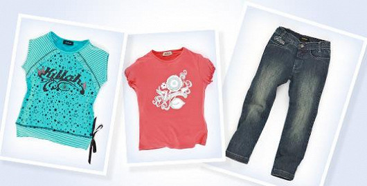 Značkové oblečení i pro ty nejmenší