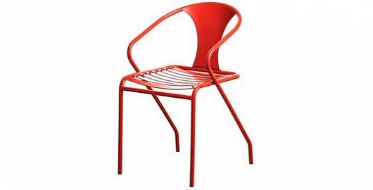 Kovová židle – připravte svou terasu či zahrádku na léto