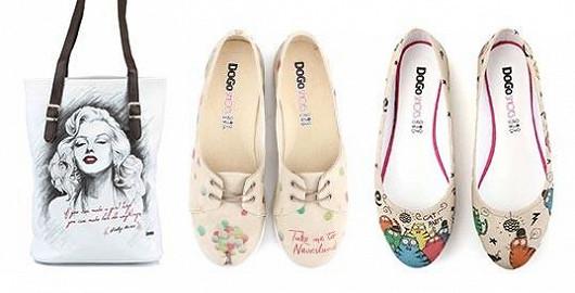 Nová kolekce nejoriginálnějších bot a kabelek Dogo!