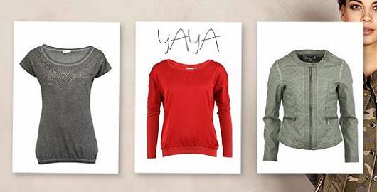 YAYA – svěží a ženská