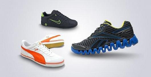 Nejnižší ceny obuvi na trhu – Nike, Adidas, Puma, Reebok!