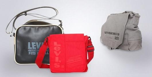 Levis – stylové tašky a kabelky