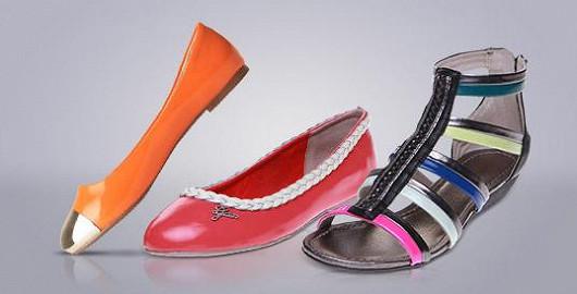 Dámská kolekce obuvi GAS léto 2013