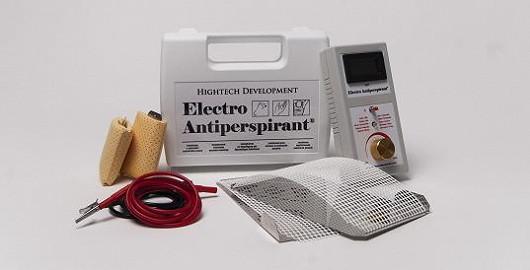 Kdo Electro Antiperspirant vyrábí