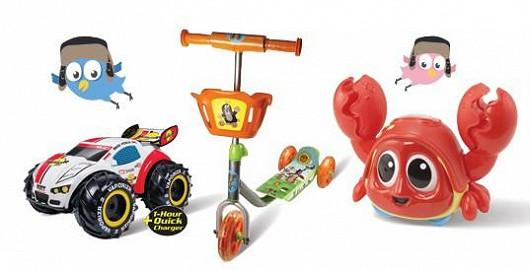 Nejlepší hračky, se kterými zabodujete
