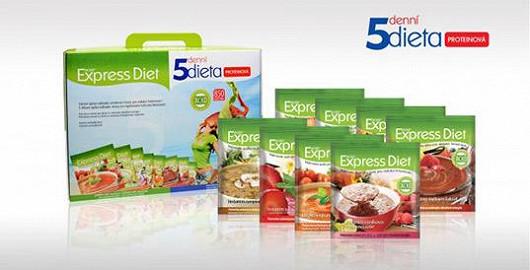 Jak 5denní dieta funguje?