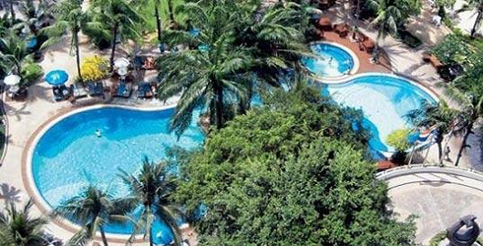 Thajsko Pattaya