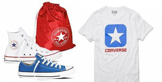 Největší výběr Converse na trhu