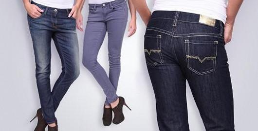Bez kvalitních džín to nejde!