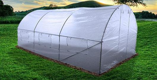 Zahrádkáři pozor - ta nejlepší úroda vyroste ve fóliovníku za super cenu. Ušetříte tak hned dvakrát!