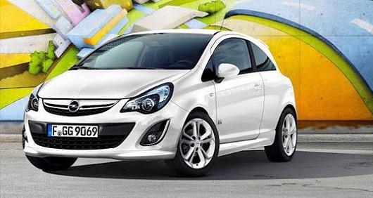 Přijeďte do Freeportu a odjeďte novým Opel Corsa!