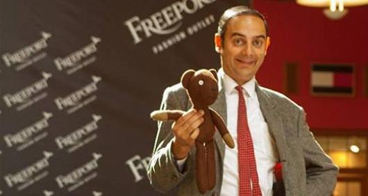 Užijte si den plný zábavy například s Mr. Beanem!