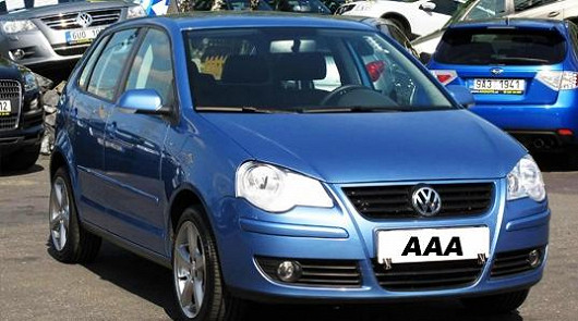 VW Polo 1.2 / 44 kW, 2009, 26 872 km