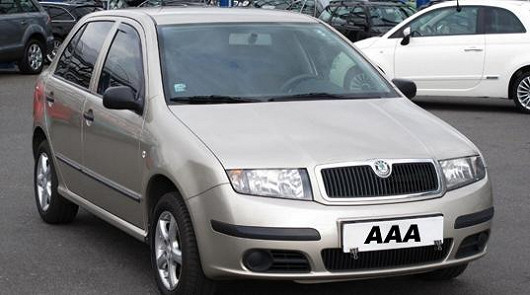 Škoda Fabia 1.2 / 40 kW, 2005, 69 872 km