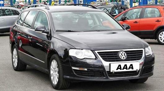 VW Passat 2.0 TDI / 103 kW, 2007, 79 932 km