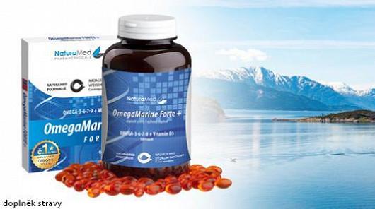 Konzumujte dostatek omega-3