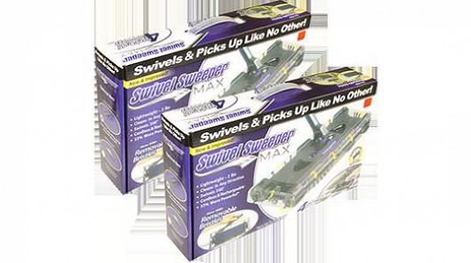 Bezdrátový zametač Swivel Sweeper G6