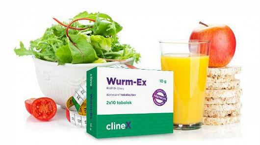 Přírodní a účinný Wurm-Ex
